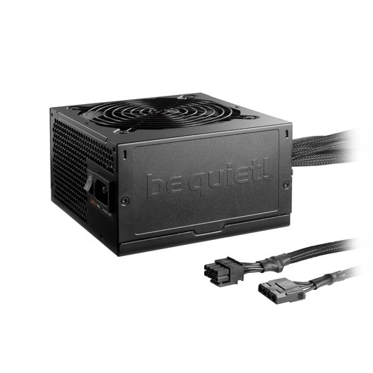 Ver BE QUIET SYSTEM POWER9 BULK BN209 600W