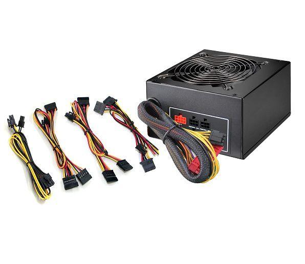Ver FUENTE ATX 800W L LINK LL PS 850 80 BRONZE MODULA