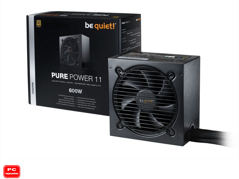 Ver BE QUIET 600W PURE POWER 11 BN2