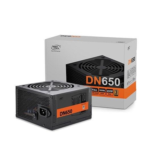 Ver DEEPCOOL 650W DN650 NEGRO