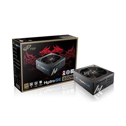 Ver FSP 650W HGE650 NEGRO
