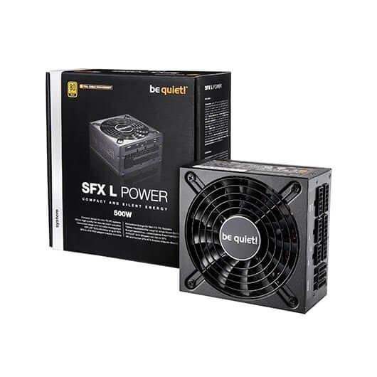 Fuente Sfx 500w Be Quiet Sfx L Power 80 Goldfull Modular