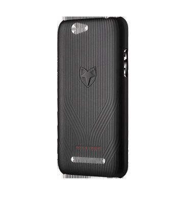 Ver FUNDA MOVIL WILEYFOX SPARK NEGRO