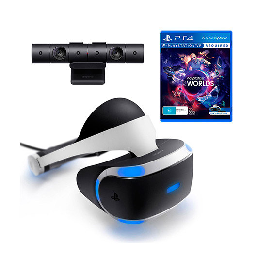 Ver GAFAS SONY PLAYSTATION VR CAMARA VR WORLDS