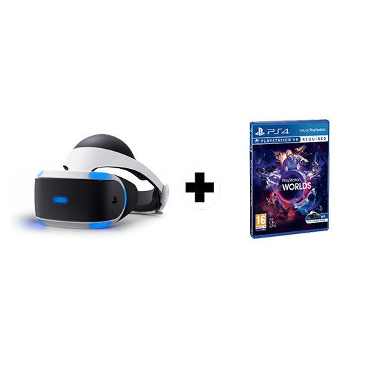 Ver GAFAS SONY PLAYSTATION VR VR WORLDS