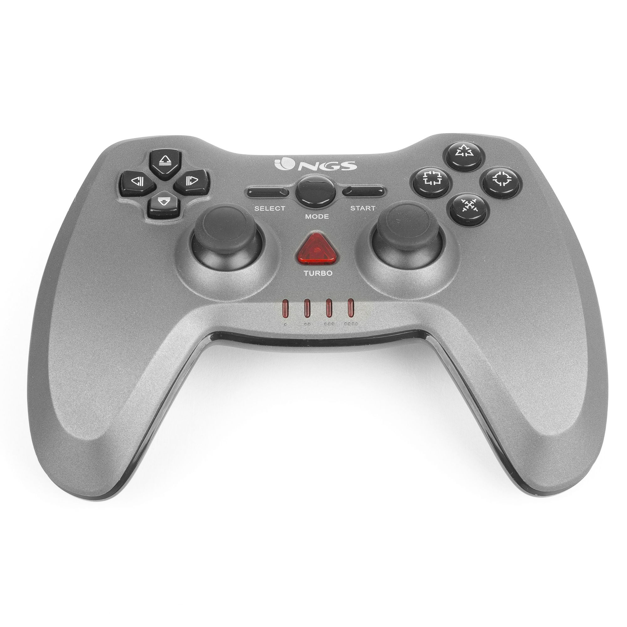 Ver GAMEPAD PC NGS MAVERICK RF WIRELESS