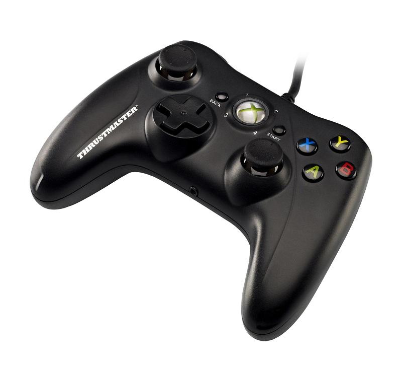 Ver GAMEPAD PC THRUSTMASTER GPX BLACK