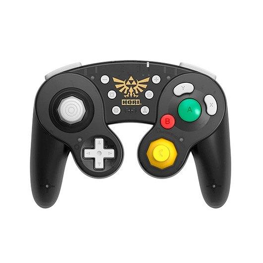Gamepad Hori Battlepad Inalambrico Zelda