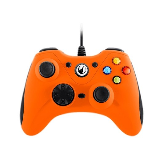 Gamepad Nacon Pc Pcgc 100orange