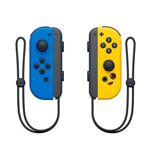 Gamepad Nintendo Switch Joy Con Ed Fortnite
