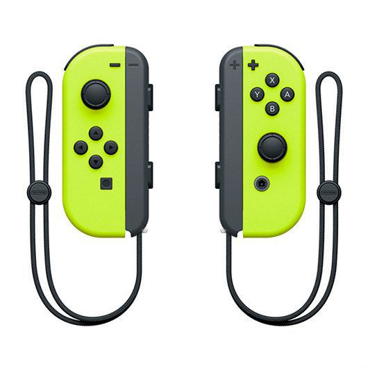 GAMEPAD ORIGINAL NINTENDO SWITCH JOY CON AMARILLO