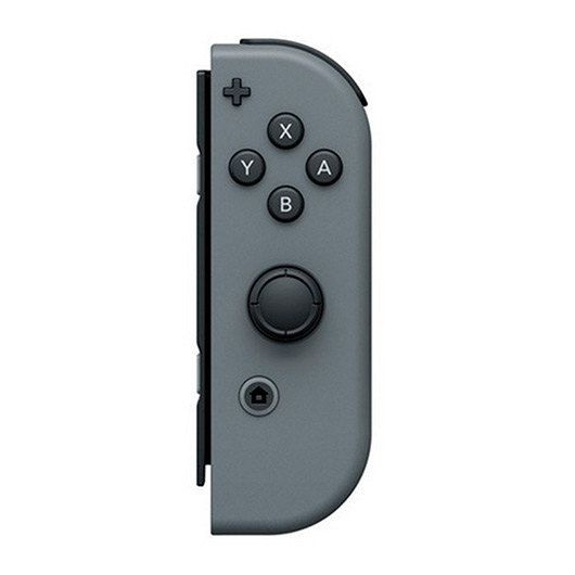 Ver GAMEPAD ORIGINAL NINTENDO SWITCH JOY CON GRIS DCHA