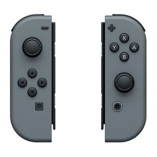 Ver GAMEPAD ORIGINAL NINTENDO SWITCH JOY CON GRIS