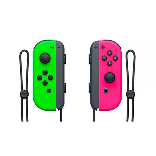 Ver GAMEPAD ORIGINAL NINTENDO SWITCH JOY CON VERDEROS