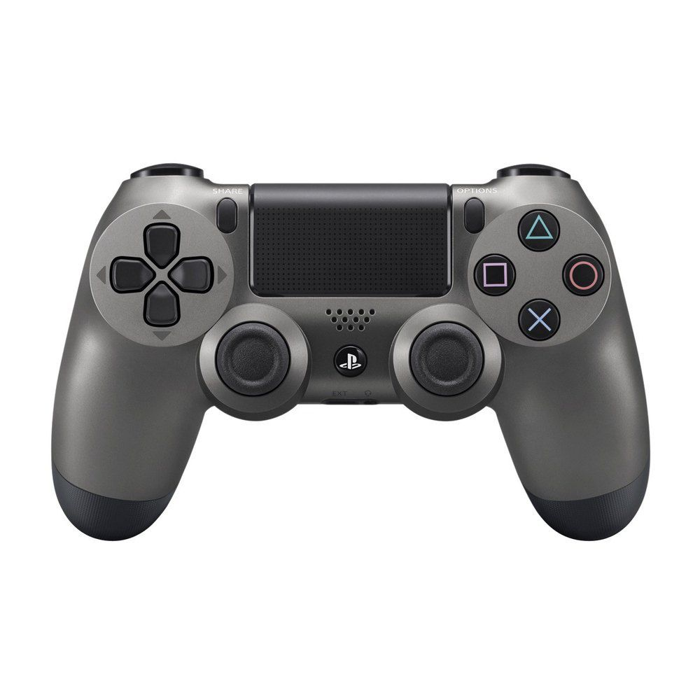 Ver GAMEPAD ORIGINAL SONY PS4 DUALSHOCK ACERO