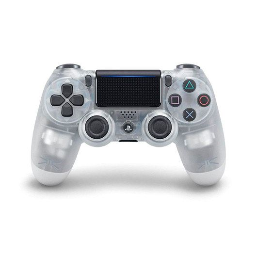 GAMEPAD ORIGINAL SONY PS4 DUALSHOCK BLANCO CRYSTAL