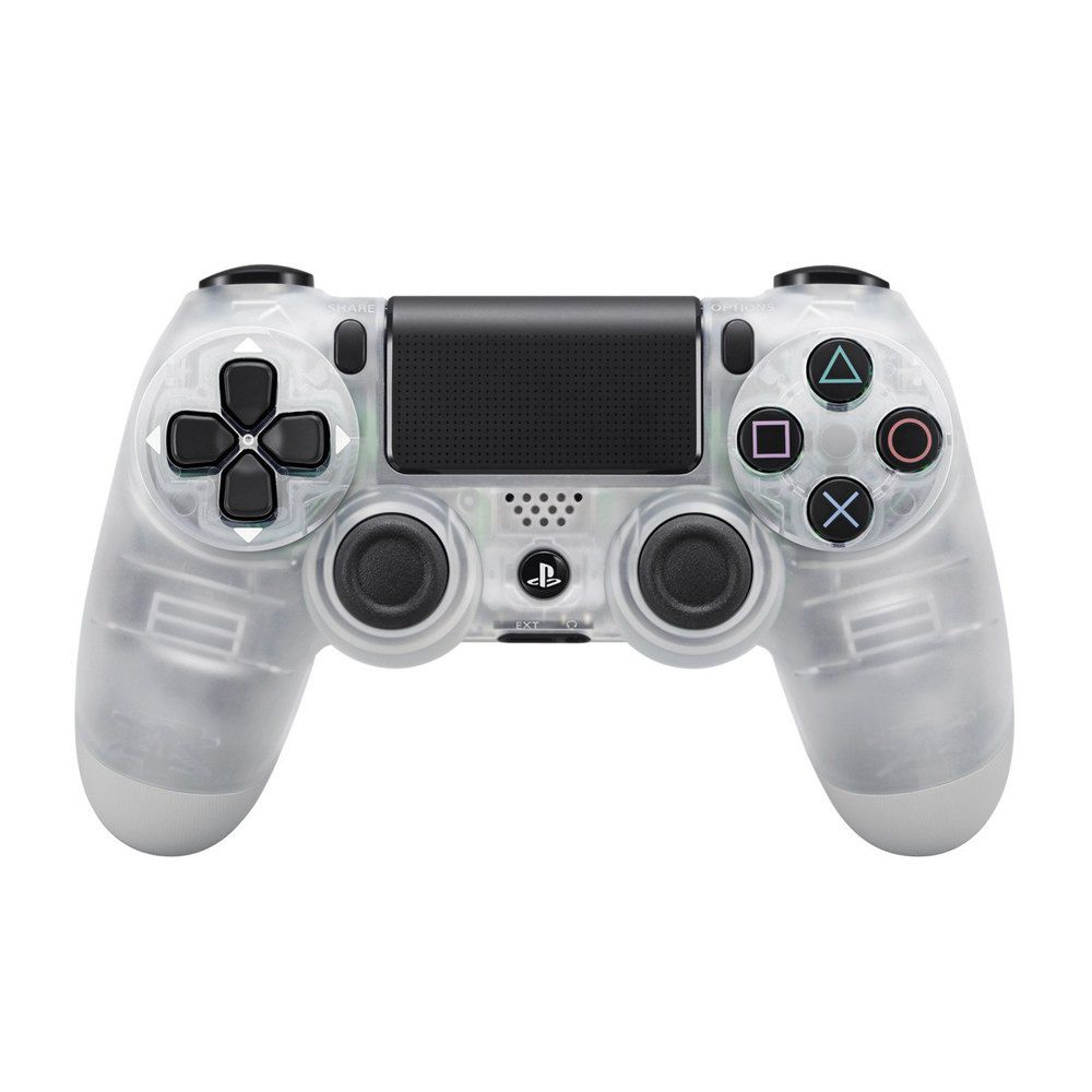 Ver GAMEPAD ORIGINAL SONY PS4 DUALSHOCK CRISTAL