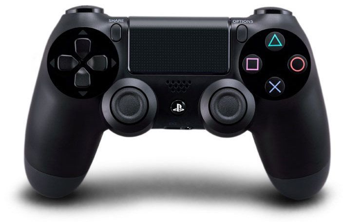 Ver GAMEPAD ORIGINAL SONY PS4 DUALSHOCK NEGRO V2