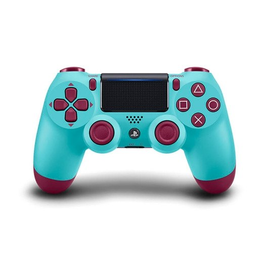 GAMEPAD SONY PS4 DUALSHOCK BERRY BLUE V2