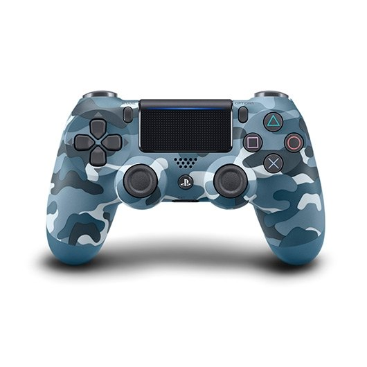 GAMEPAD SONY PS4 DUALSHOCK BLUE CAMOUFLAJE V2
