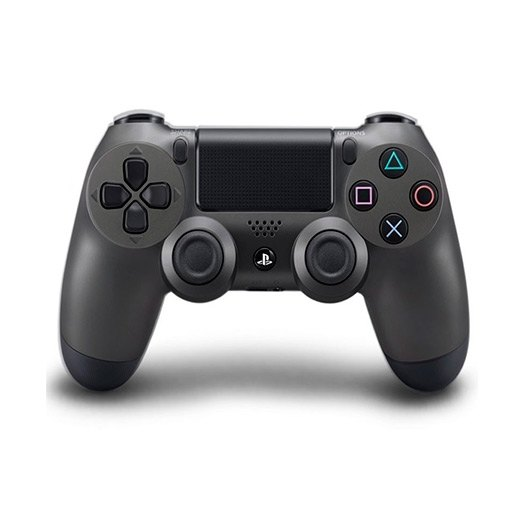 GAMEPAD SONY PS4 DUALSHOCK STEEL BLACK