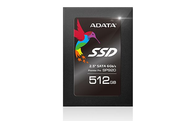 Ver ADATA SP920 512 GB Disco duro solido