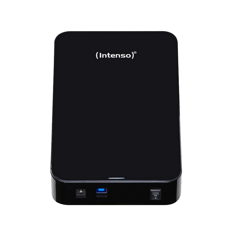 Ver HD EXT USB30 3 5 5TB INTENSO MEMORY CENTER NEGRO