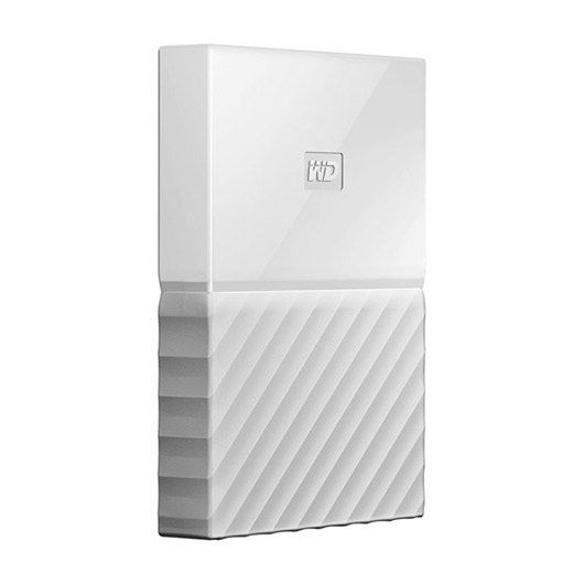 Wd My Passport Ultra Blanco 4tb