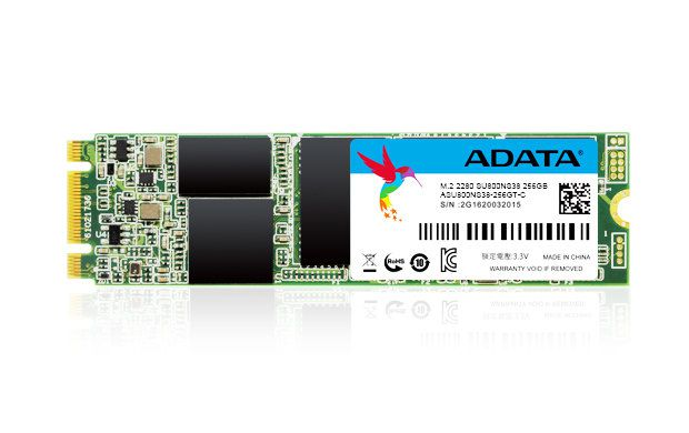 Ver ADATA SU800 ULTIMATE 256 GB M2 SSD