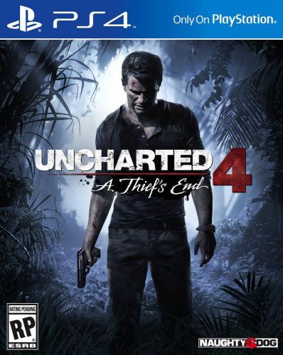 Ver PS4 UNCHARTED 4