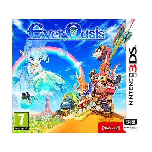 Juegos Juego Nintendo 3ds Ever Oasis Pcexpansion Es