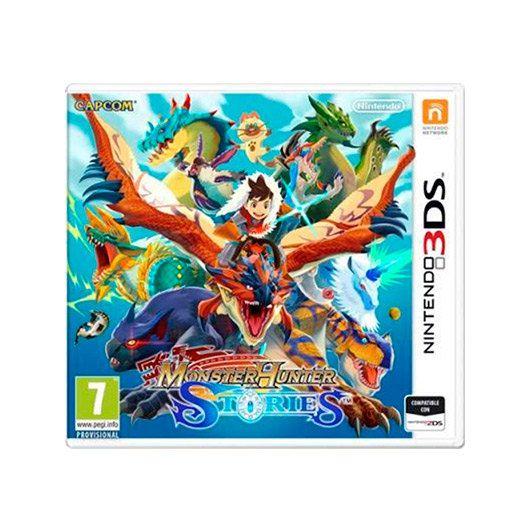 Juegos Juego Nintendo 3ds Monster Hunter Stories Pcexpansion Es