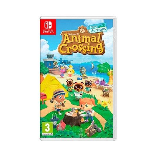 Juego Nintendo Switch Animal Crossing New Horizon
