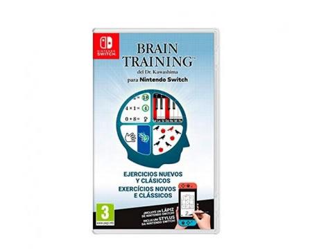 Juego Nintendo Switch Brain Training Drkawashima