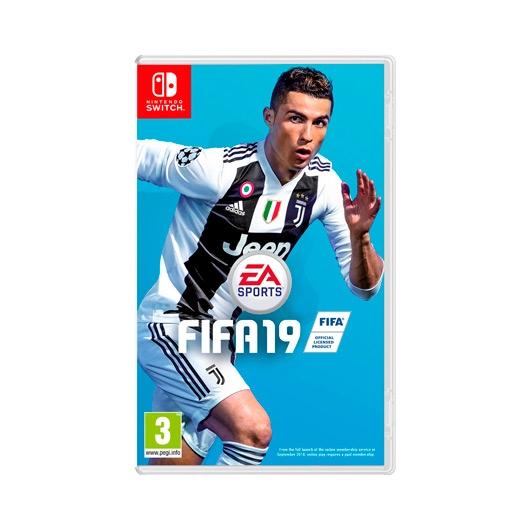 Ver JUEGO NINTENDO SWITCH FIFA 19