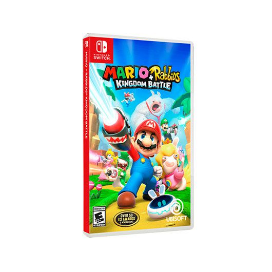 Ver JUEGO NINTENDO SWITCH MARIO RABBIDS