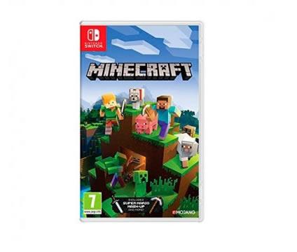 Juegos Juego Nintendo Switch Minecraft Pcexpansion Es