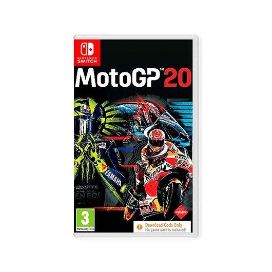 Juego Nintendo Switch Motogp 20