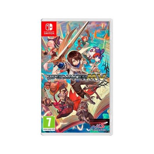 Juego Nintendo Switch Rpg Maker Mv