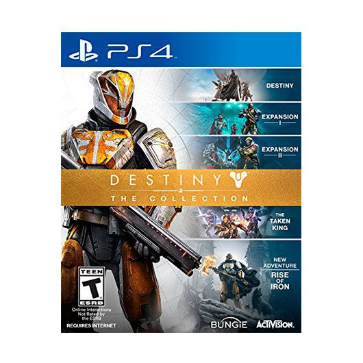 Ver JUEGO PS4 DESTINYCOMPLETE COLLECTION