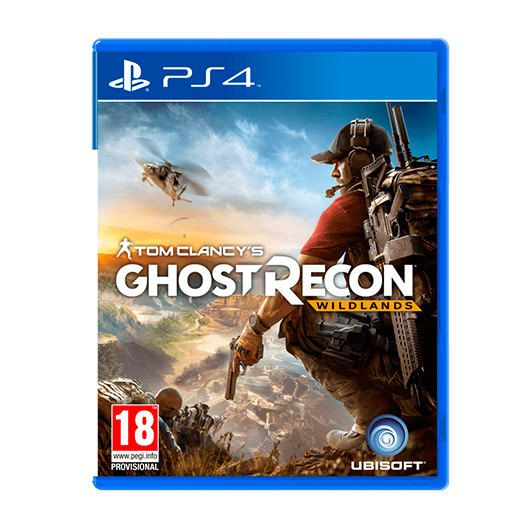 Ver JUEGO PS4 GHOST RECON WILDLANDS