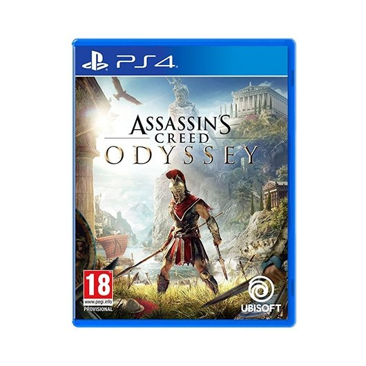 Ver JUEGO SONY PS4 ASSASSIN S CREED ODYSSEY