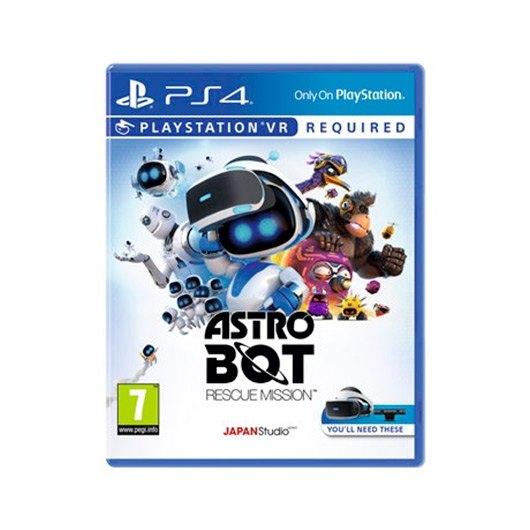 Ver JUEGO SONY PS4 ASTRO BOT VR