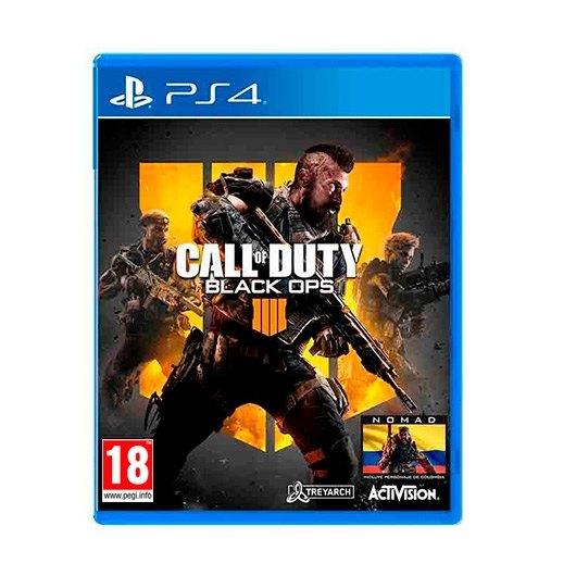 Ver JUEGO SONY PS4 CALL OF DUTY BLACK OPS IIII