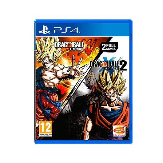 Juego Sony Ps4 Dragon Ball Xenoverse 1 2
