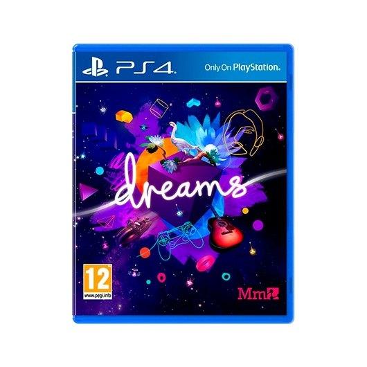 Juego Sony Ps4 Dreams