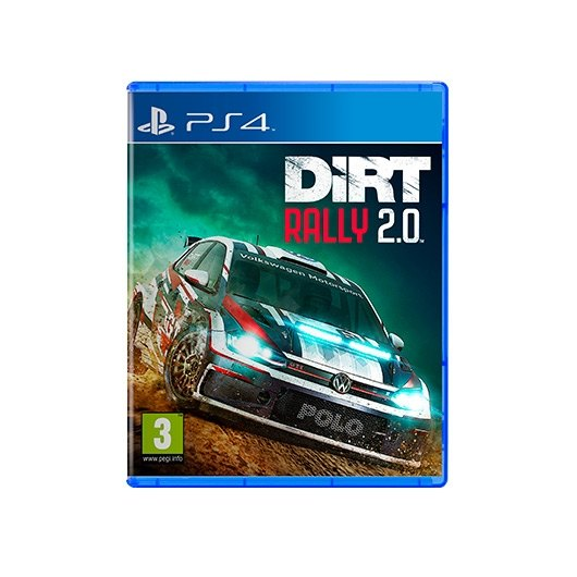 Ver JUEGO SONY PS4 DiRT RALLY 20