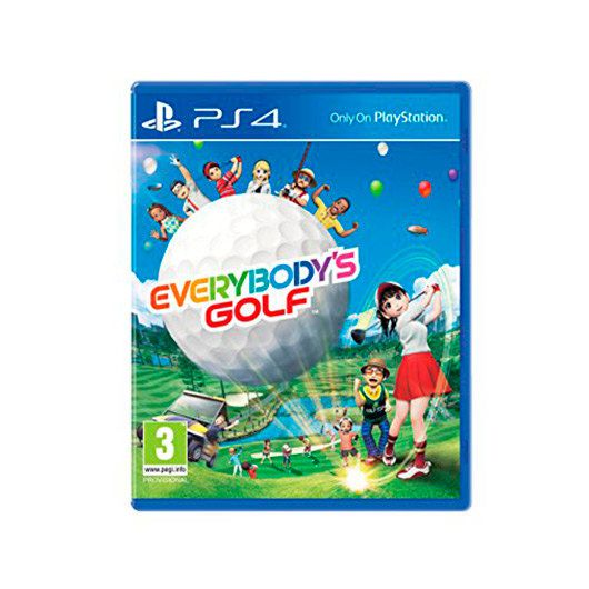 Ver JUEGO SONY PS4 EVERYBODY S GOLF