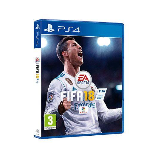 Ver JUEGO SONY PS4 FIFA 18