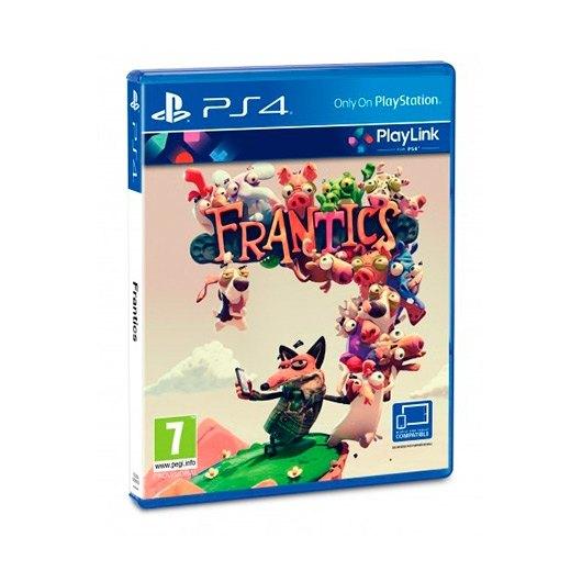 JUEGO SONY PS4 FRANTICS